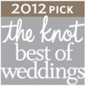 "The Knots ""Best of Weddings Winner Lighting & Decor"""