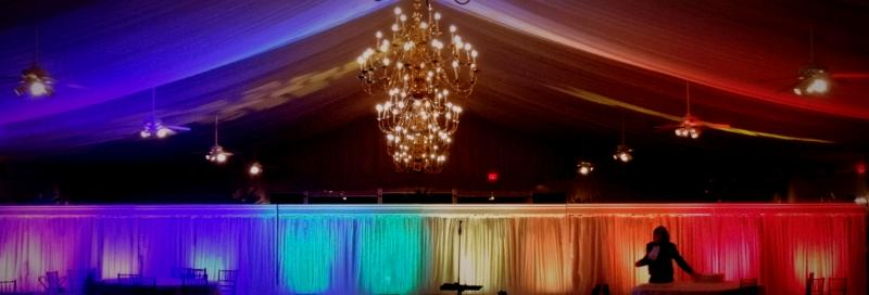 Grandview Events Tent Weddings