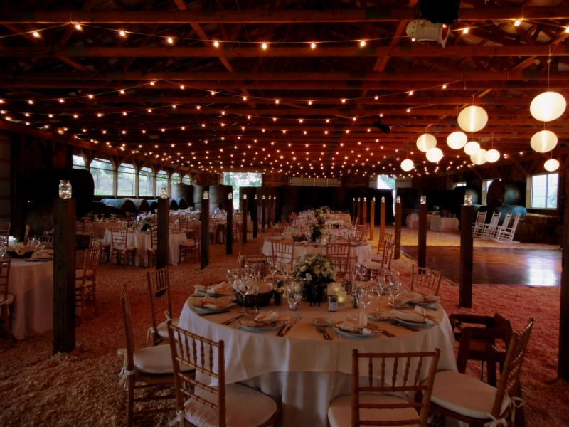 Hourglass Entertainment Barn Lighting String Lights